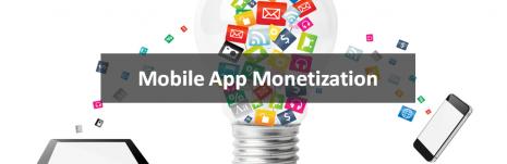 mobile app monetization